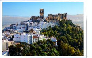 02_Cadiz Shore Excursion_Cadiz-Jerez-Arcos de la Frontera