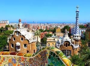 Barcelona and Montserrat